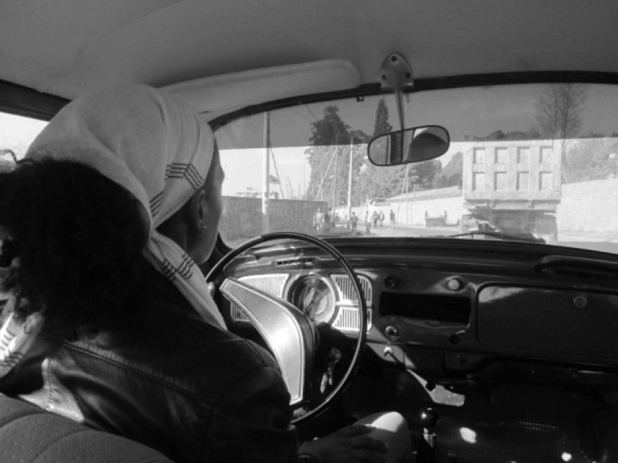 AIDA Drives | photo courtesy of Addis Foto Fest 2012