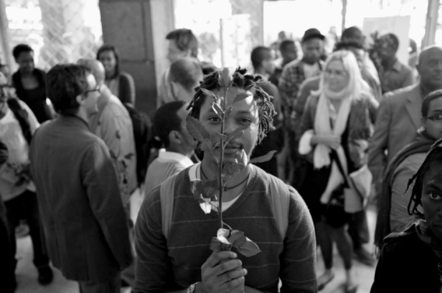 Under the Veil | photo courtesy of Addis Foto Fest 2010