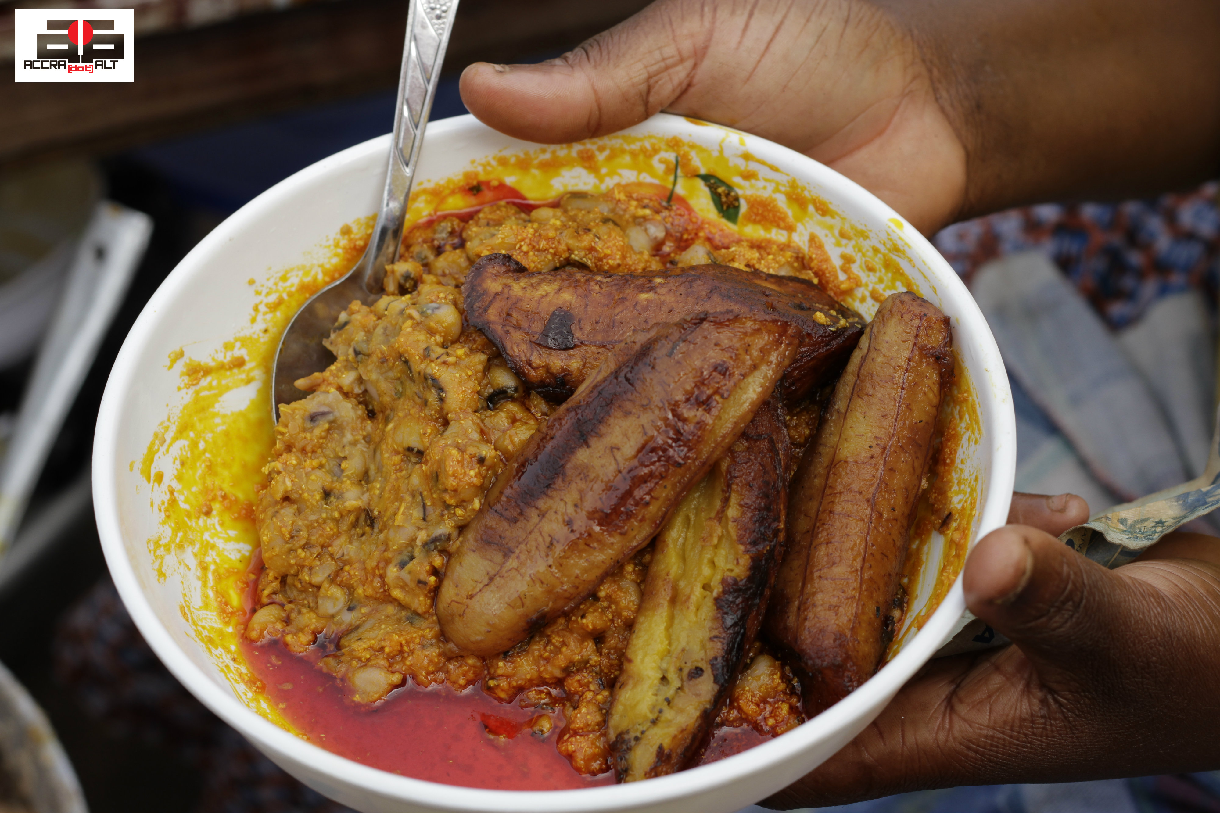 Nima the street food edition accra dot alt radio for Authentic african cuisine from ghana