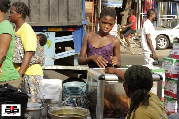 The Street Food Culture