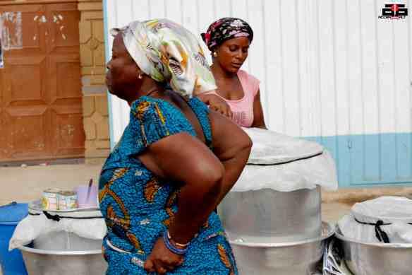 Ante up for some Hausa Koko
