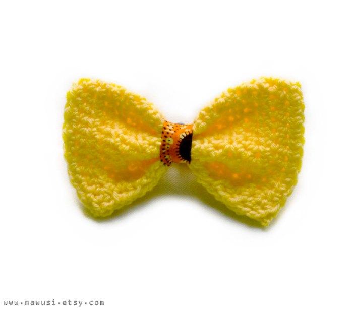 Yellow Bow 2