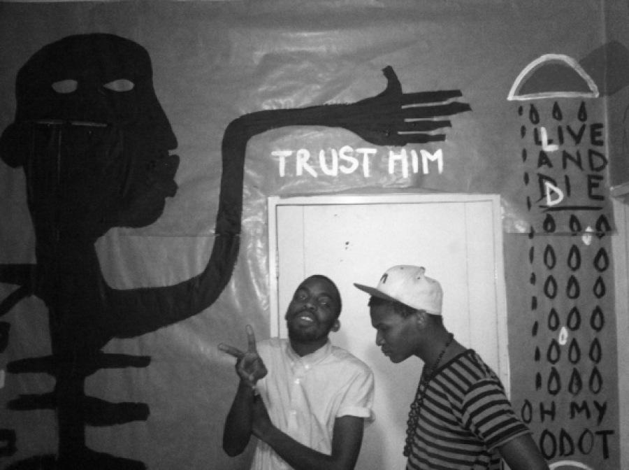 TRUST HIM by Nolan Dennis | Visiting Artist [JoBurg SA] | CHALE WOTE 2013