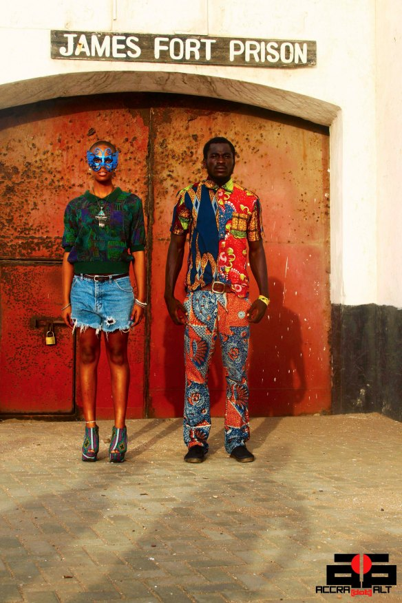 The ACCRA Aliens | Lau x Serge | by Mantse Aryeequaye
