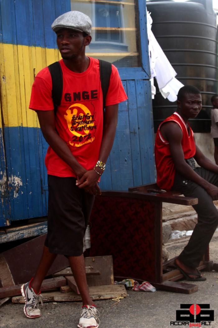 Strolling Goats - James Town - April 2013 - Accra dot Alt - Selormjay1