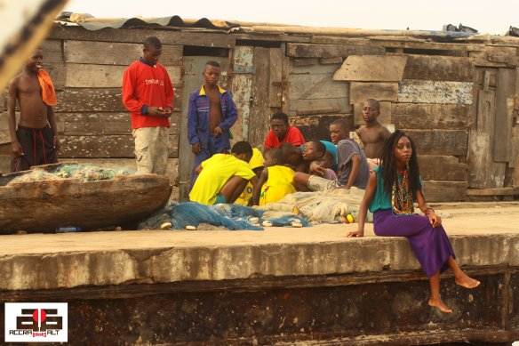 Akosua Adoma - James Town - 2013 Tagged 9