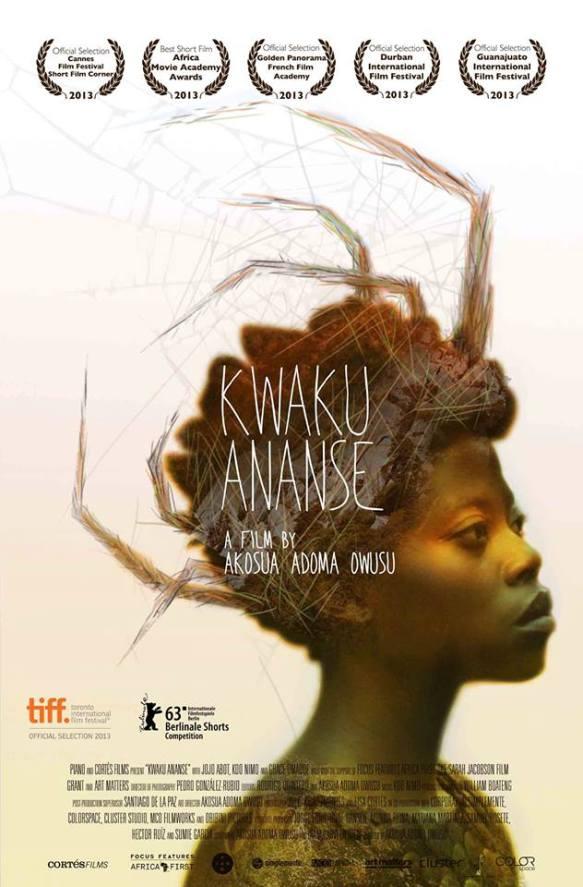Film Poster for Kwaku Ananse