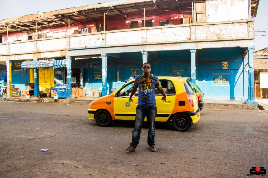 Kojo Cue 4 - Accra [dot] Alt