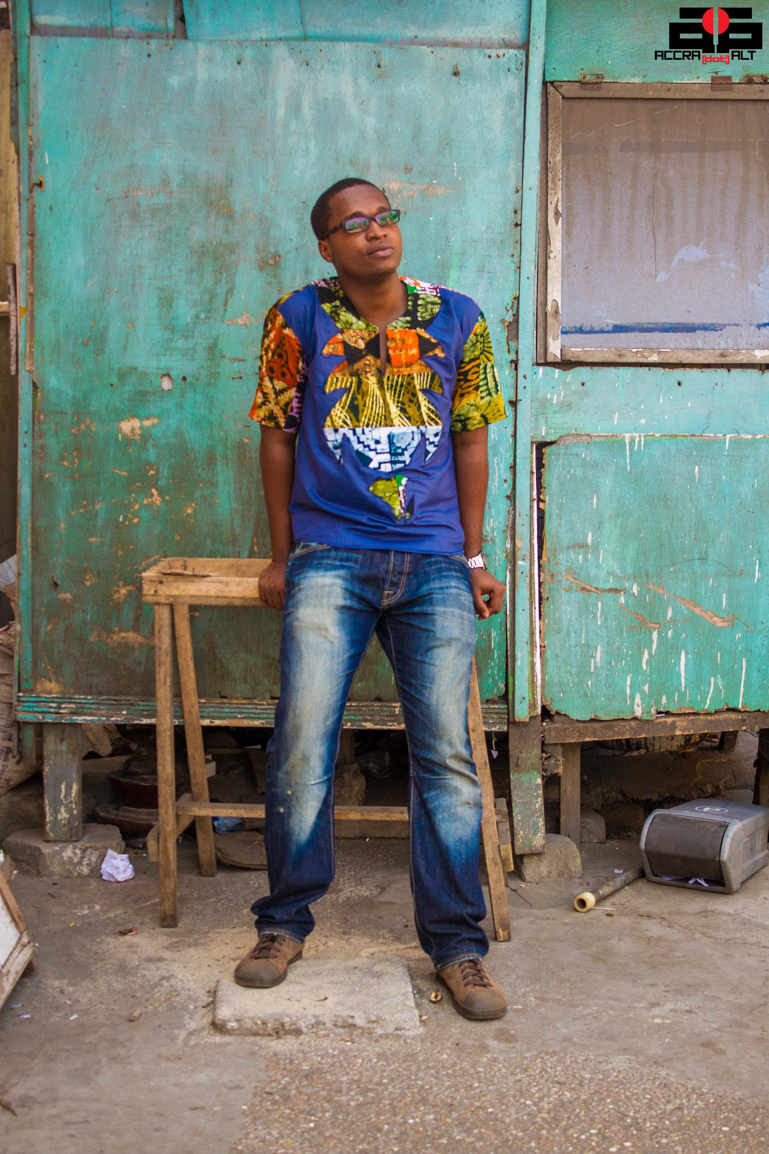 Kojo Cue 5 - Accra [dot] Alt
