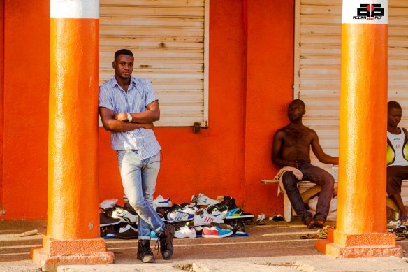 Rumor posts up in central Accra