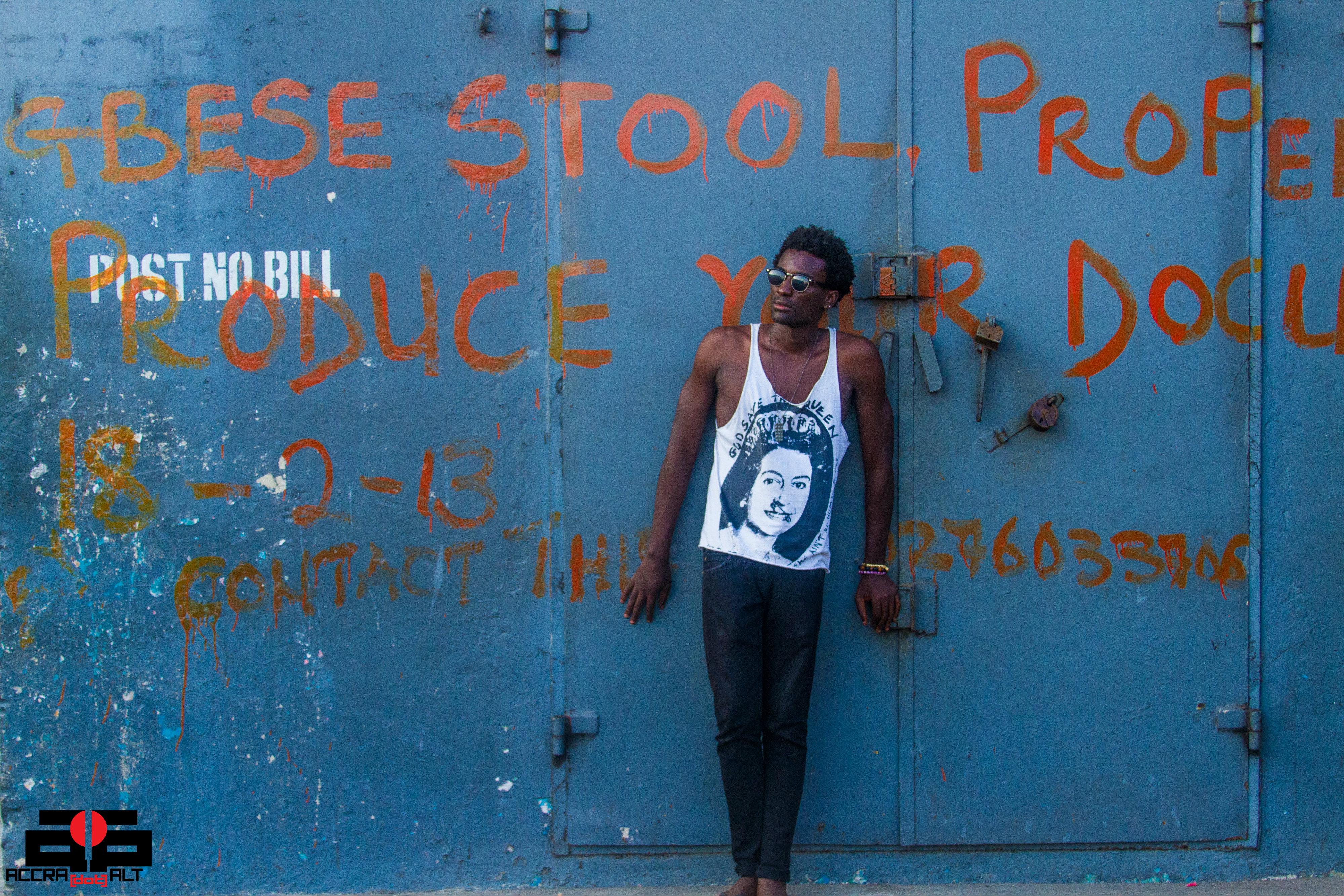 Indie Fuse 09 - James Town - November 2013 - Accra dot Alt - Drunk Begger Thief