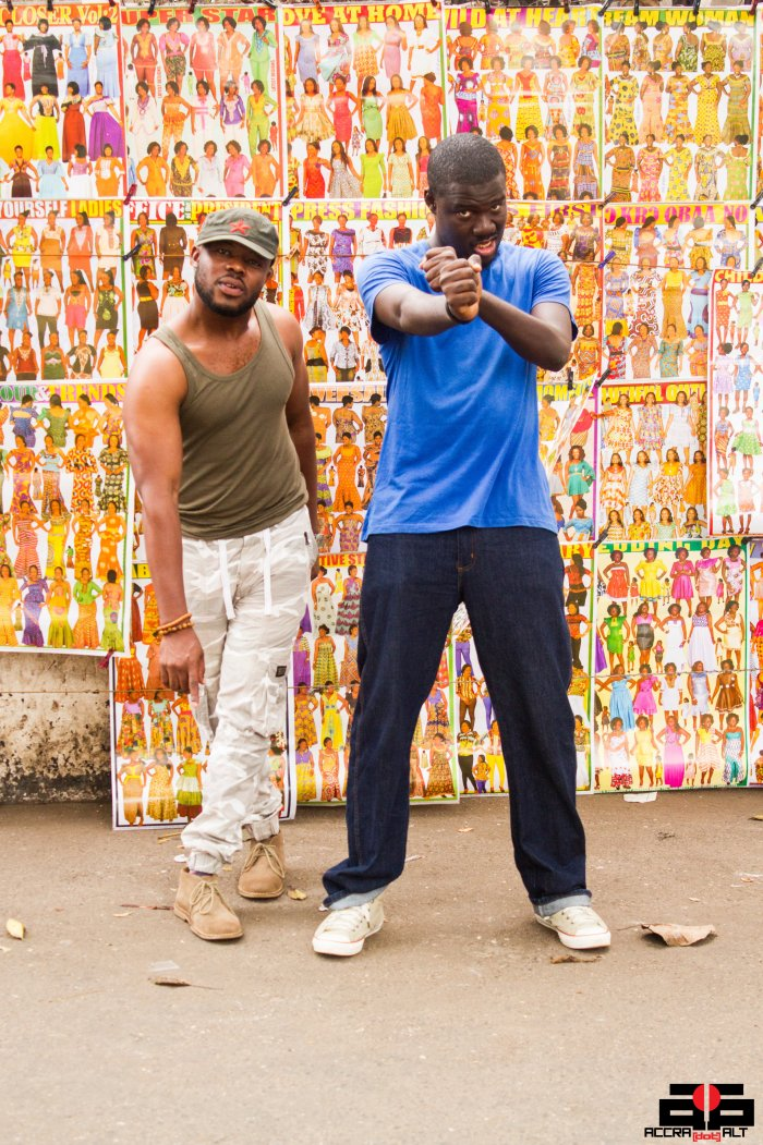 Sankwas BOIS = Simpol Tinz x Mutombo da Poet. The duo will return as hosts for the final show, Sat. Dec 14