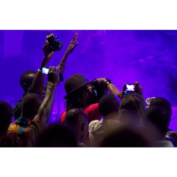The people didn't want it to end- #AfropolitanDreams #Blitz #Accra