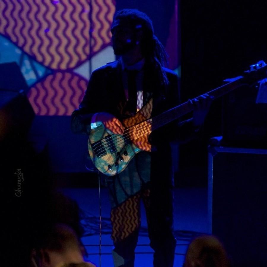 Man on the Bass - #AlexKofi
