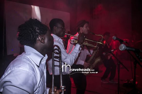The horns chale-