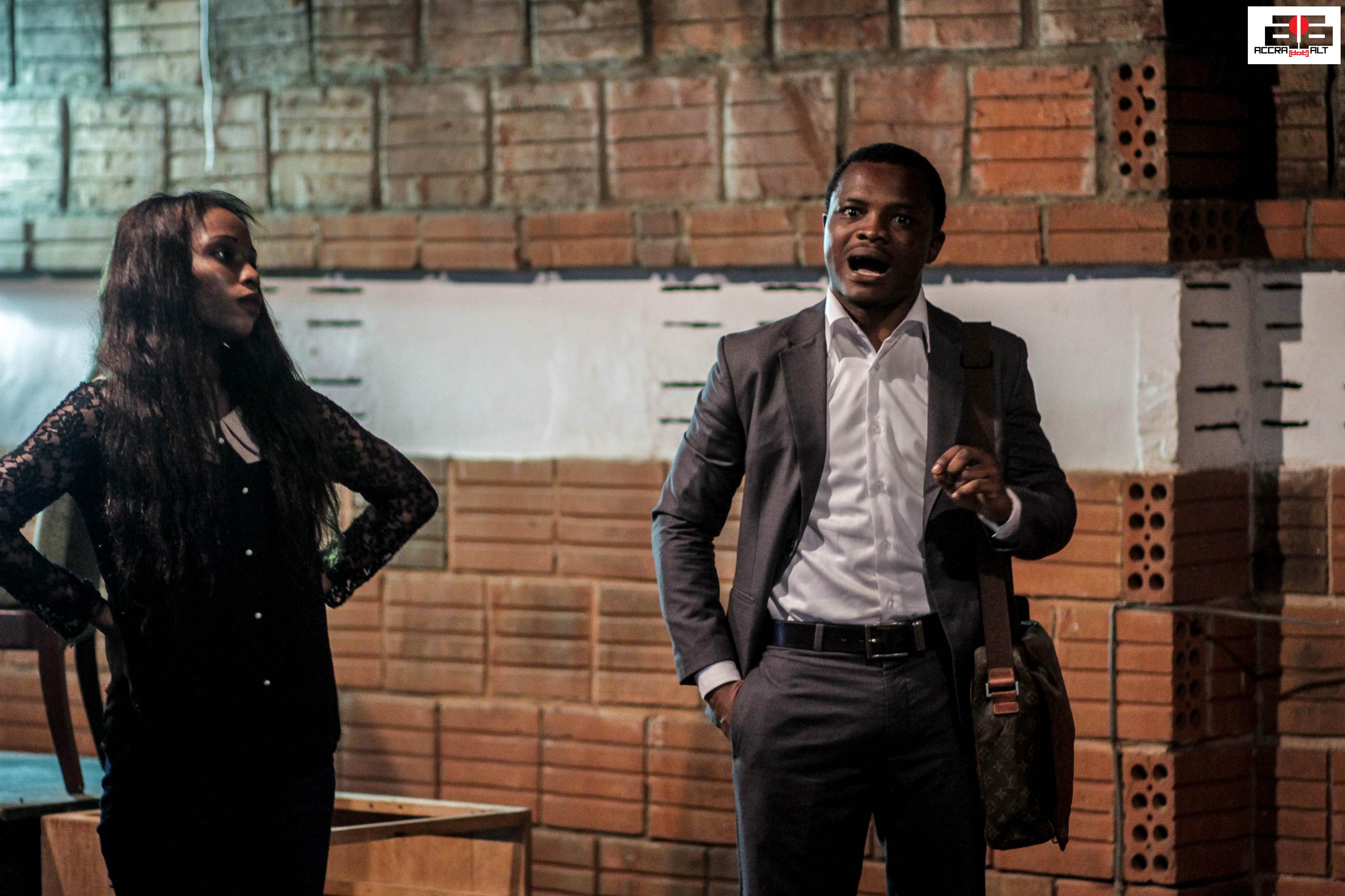 Arrival of Jane's Ex, Bernard (Jamal Shaibu)