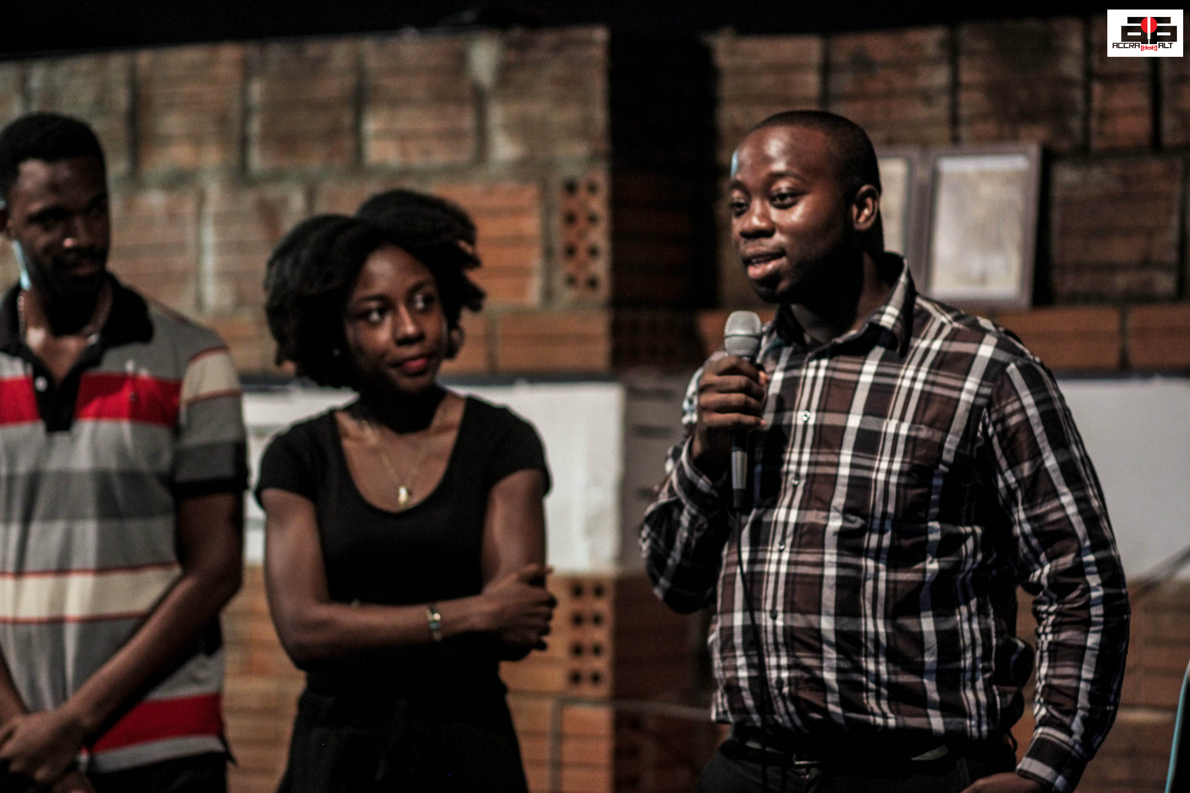 Emmanuel Deegbe (playwright)