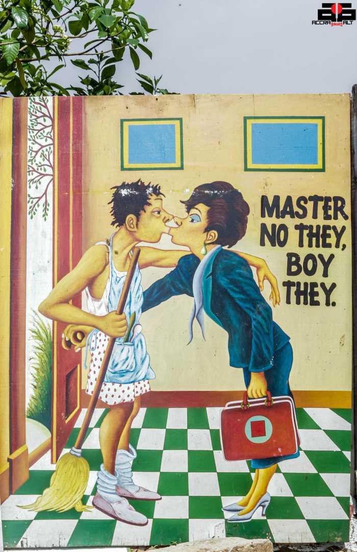 Master No Dey!
