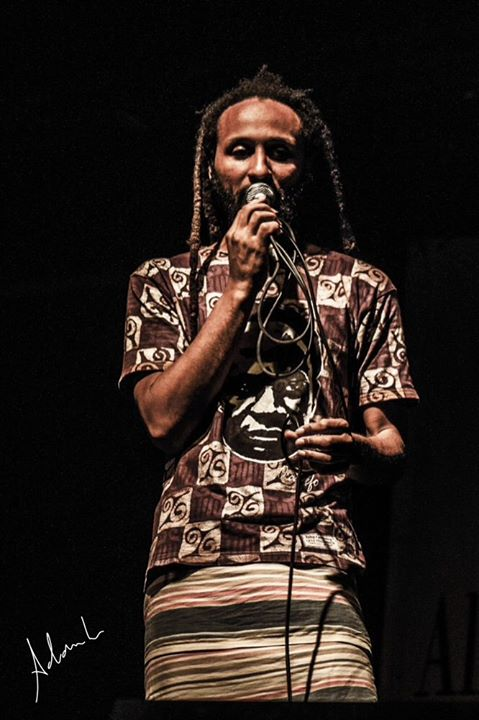 Wanlov - The Man In-Charge. Photo by Walter Ekoue