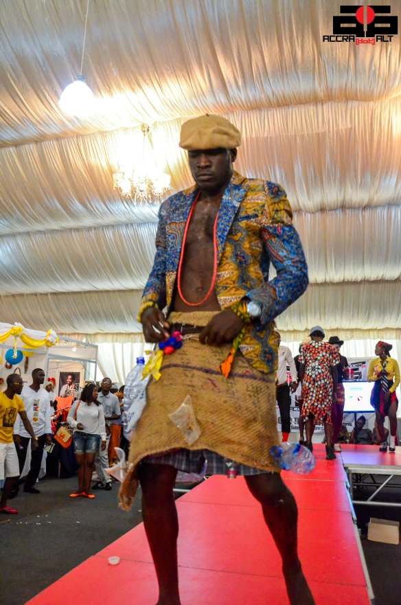 Serge Attukwei, The god of GoLokal