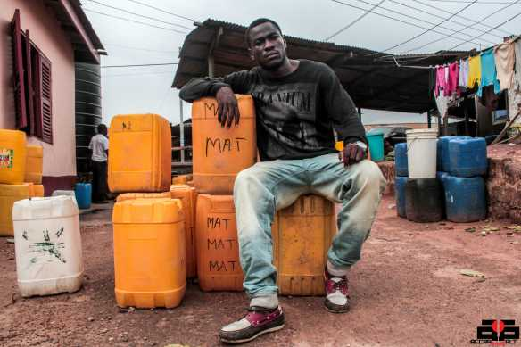 Serge Attukwei Clottey knows the Future of GoLokal.