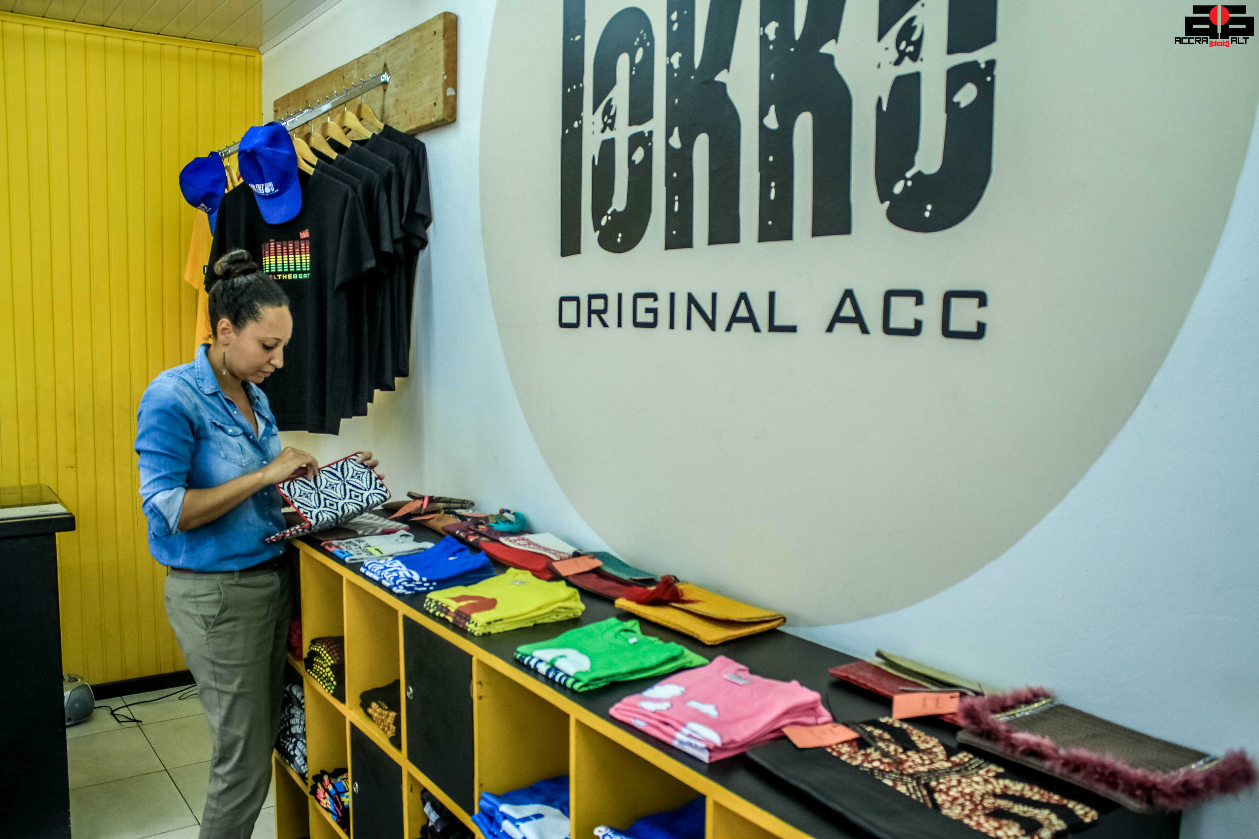 Inside the Lokko store with Stefania