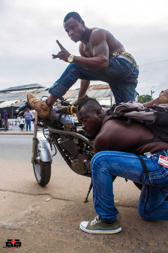 Prince + Abrokwah have their extreme stunts sorted!