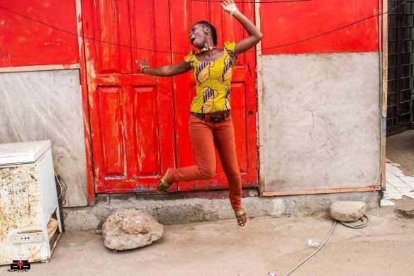 Adwoa Amoah believes she can fly