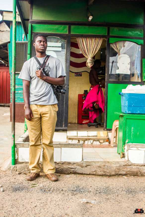 Accra based blogger and purveyor of all things cool - Ofoli Kwei