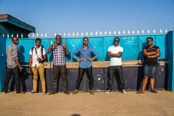 Strolling Goats - Chale Wote - James Town- Accra Dor Alt-hassan-victoria-afua04