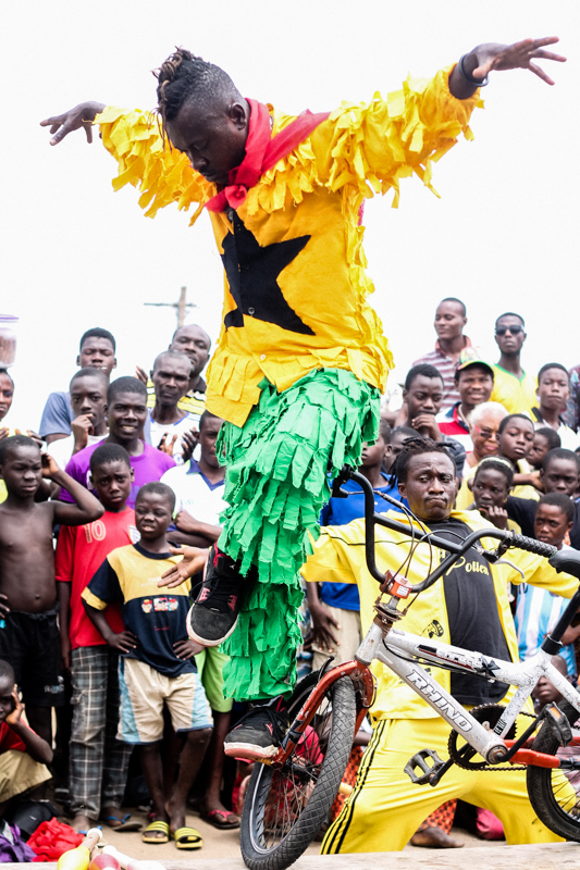 CHALE WOTE 2014: FASHION AND ART SPREAD | ACCRA [dot] ALT Radio